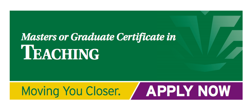 Master of Arts in Teaching and Graduate Teaching Certificate ...
